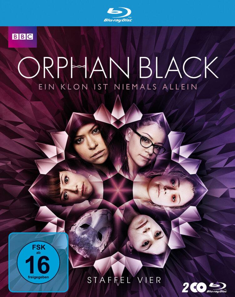 Orphan Black - Staffel 4 (BBC, 2 Blu-rays)