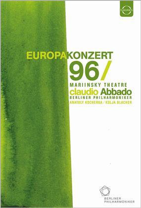 Berliner Philharmoniker, Claudio Abbado, … - European Concert 1996 from St. Petersburg (Euro Arts)