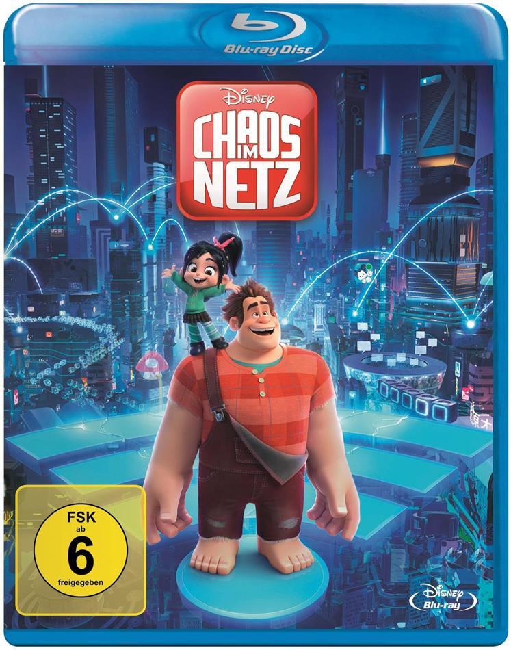 Chaos im Netz - Ralph reichts 2 (2018)
