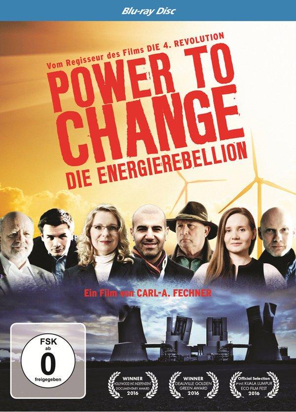 Power to Change - Die Energierebellion (2016) (Digibook)
