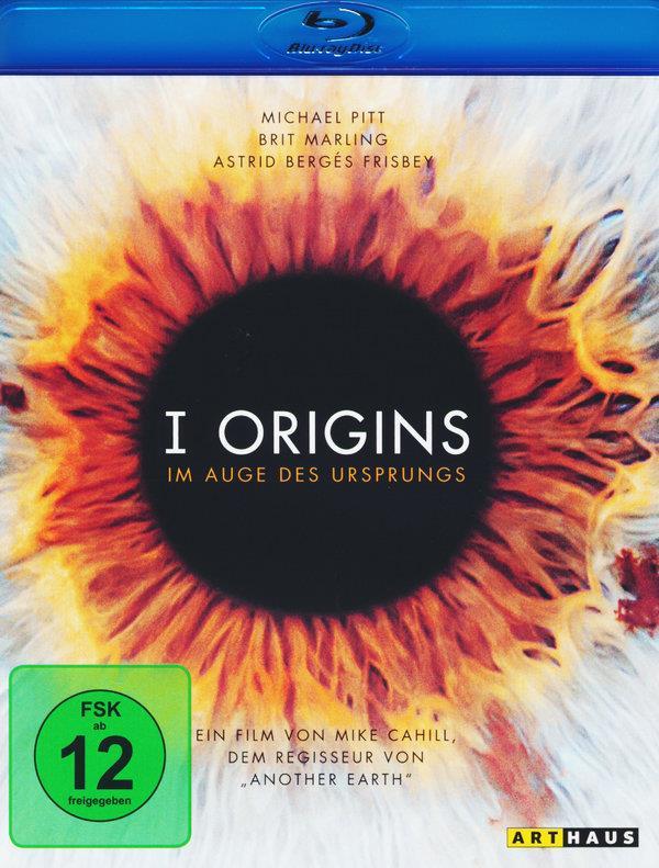 I Origins - Im Auge des Ursprungs (2014) (Arthaus)