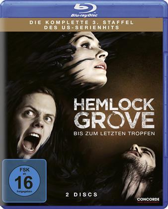 Hemlock Grove - Staffel 3 (2 Blu-rays)
