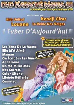 Karaoke - Karaoke Mania: Vol. 9 - Tubes D'Aujourd'hui