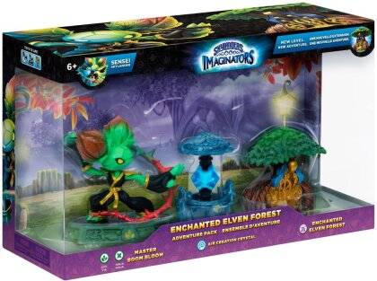 Skylanders Imaginators Figur Adventure Pack 2 - (BOOM BOOM,AIR,TREEHOUSE)
