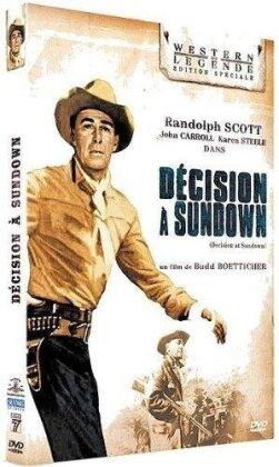 Décision à Sundown (1957) (Western de Légende, Special Edition)