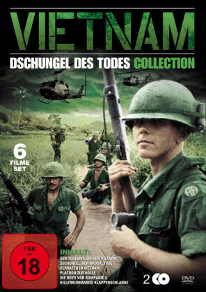 Vietnam - Dschungel des Todes Collection (2 DVDs)