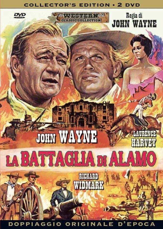 La battaglia di Alamo (1960) (Western Classic Collection, Collector's Edition, 2 DVDs)