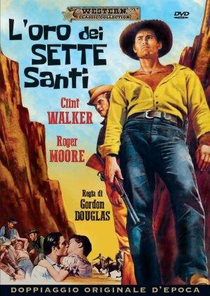 L'oro dei sette santi (1961) (Western Classic Collection, s/w)