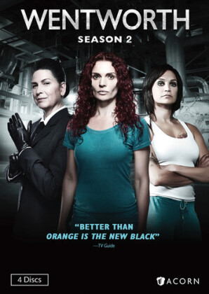 Wentworth - Season 2 (4 DVDs)