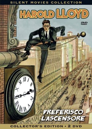 Harold Lloyd - Preferisco l'ascensore (s/w, Collector's Edition, 2 DVDs)
