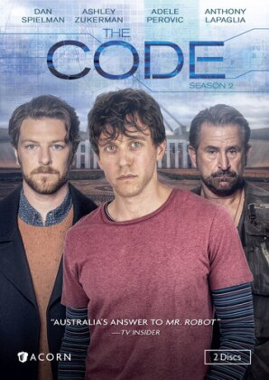 The Code - Season 2 (2 DVDs)