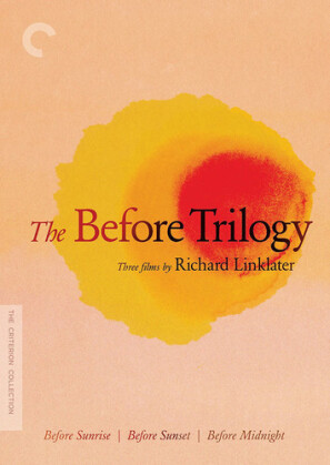 Before Sunrise / Before Sunset / Before Midnight - The Before Trilogy (Criterion Collection, 3 DVDs)