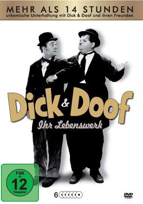 Dick & Doof - Ihr Lebenswerk (s/w, 6 DVDs)