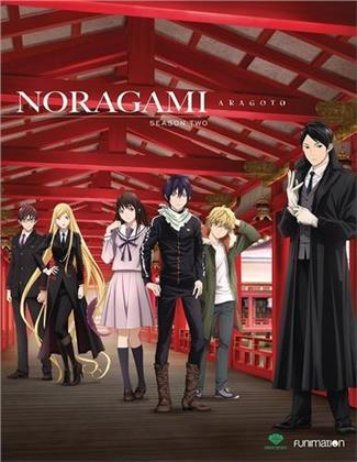 Noragami Aragoto - Season 2 (Limited Edition, 2 Blu-rays + 2 DVDs)