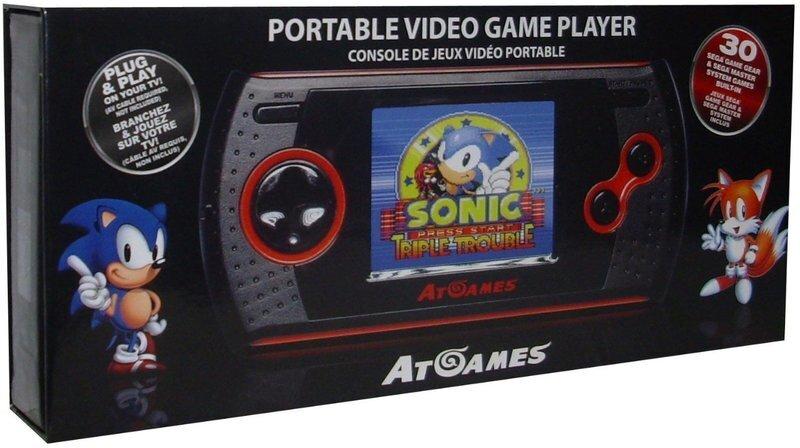 Sega Master System Arcade Portable (30 Spiele vorinstalliert)