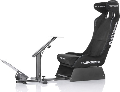 Playseat® Evolution Alcantara PRO - black
