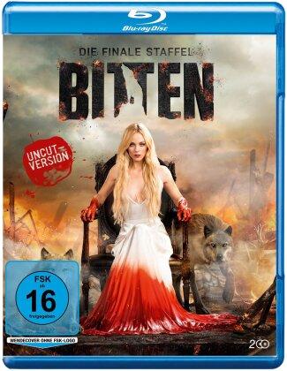 Bitten - Staffel 3 (Uncut, 2 Blu-rays)