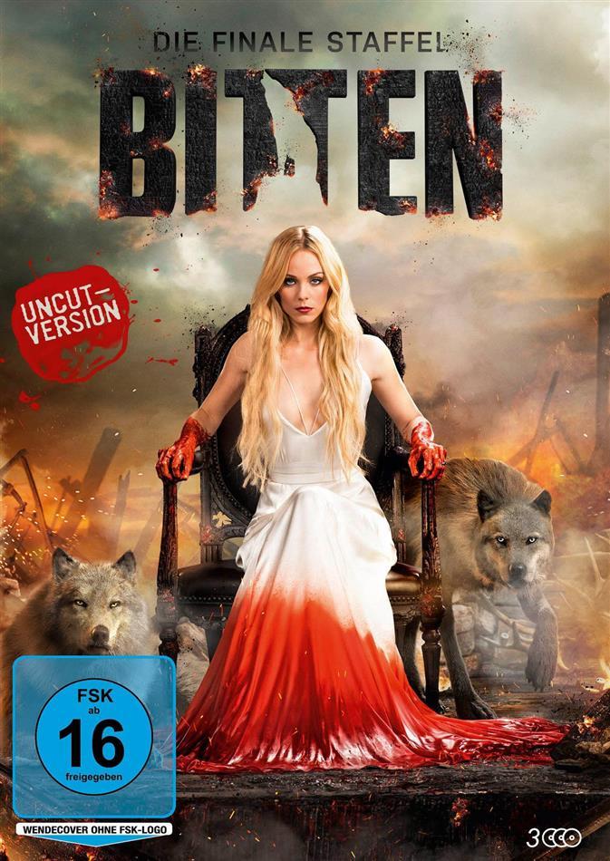 Bitten - Staffel 3 (Uncut, 3 DVDs)