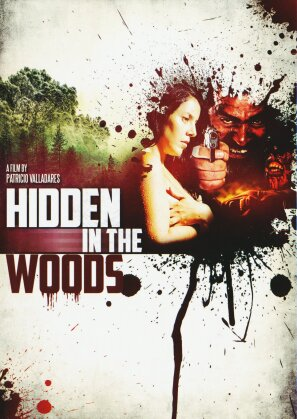 Hidden in the Woods (2014) (Cover A, Mediabook, Blu-ray + 2 DVDs)
