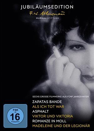50 Jahre Murnau-Stiftung (Jubiläumsedition, 5 DVDs)