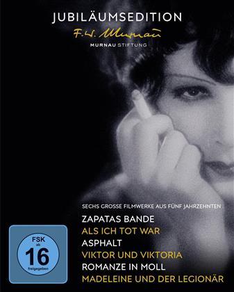 50 Jahre Murnau-Stiftung (Jubiläumsedition, 5 Blu-rays)