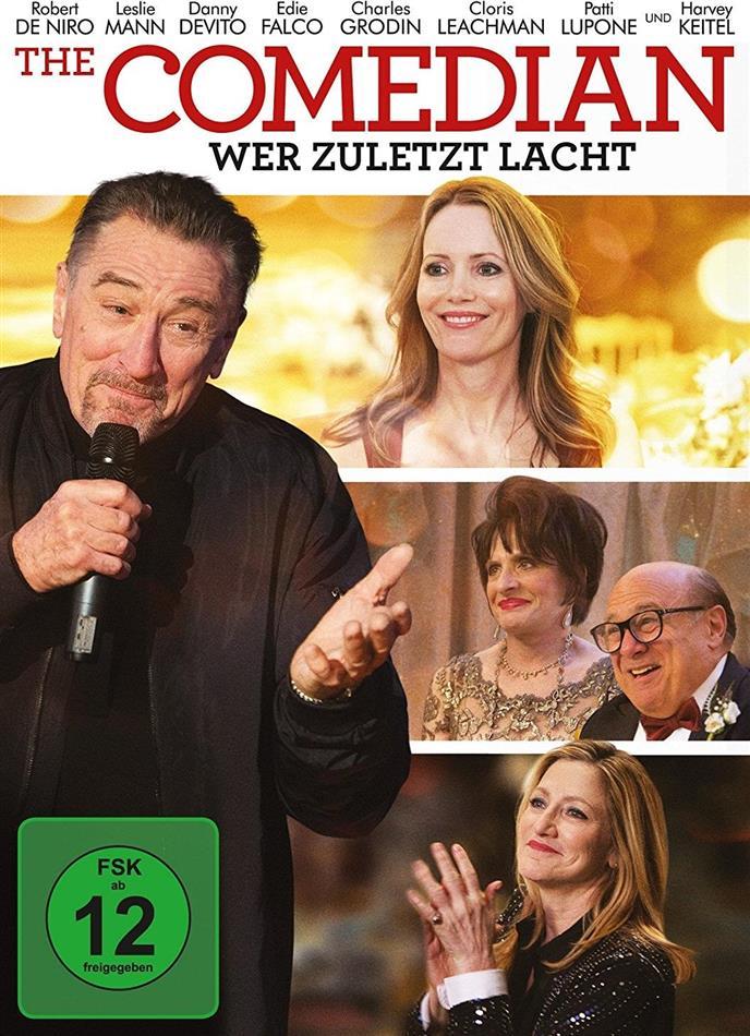 The Comedian - Wer zuletzt lacht (2016)