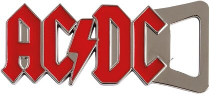 AC/DC: Logo - Flaschenöffner -