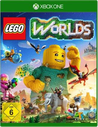 Lego Worlds - (German Version)