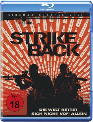 Strike Back - Staffel 3 (3 Blu-rays)