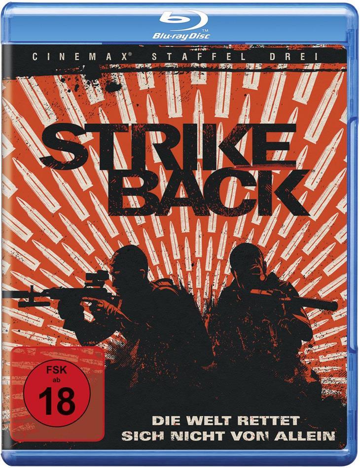 Strike Back - Staffel 3 (3 Blu-rays)