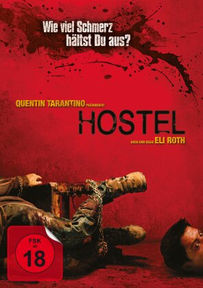 Hostel (2005) (Limited Edition, Mediabook, Blu-ray + DVD)