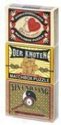 Prof Puzzle Matchbox Triple Set Herz