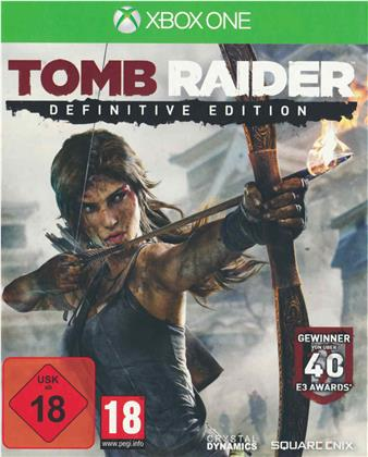 Tomb Raider - Definitive Edition Day-One