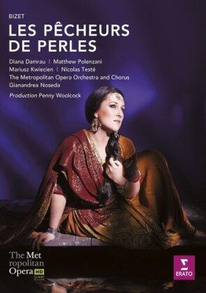 Metropolitan Opera Orchestra, Gianandrea Noseda, … - Bizet - Les Pêcheurs de Perles (Erato)