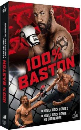 100% Baston - Never Back Down 2 / Never Back Down: No Surrender (2 DVDs)