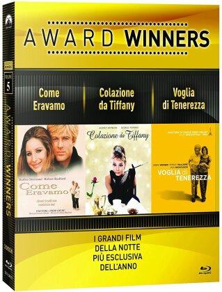 Award Winners - Volume 5 - Come Eravamo / Colazione da Tiffany / Voglia di Tenerezza (3 Blu-ray)