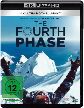 The Fourth Phase (2016) (4K Ultra HD + Blu-ray)