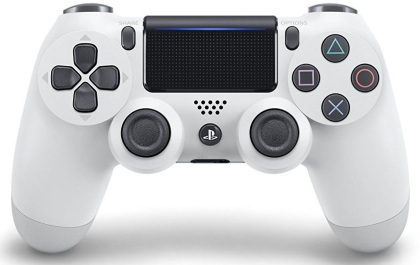 Dualshock 4 Wireless Controller - white