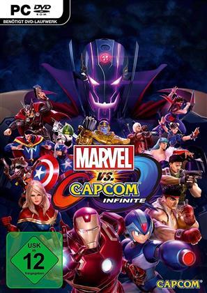 Marvel vs Capcom: Infinite (German Edition)