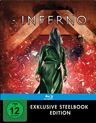 Inferno (2016) (Project Pop Art Edition, Steelbook)