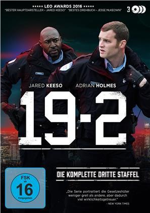 19-2 - Staffel 3 (3 DVDs)