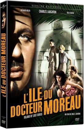L'Ile du docteur Moreau (1932) (s/w, Restaurierte Fassung)
