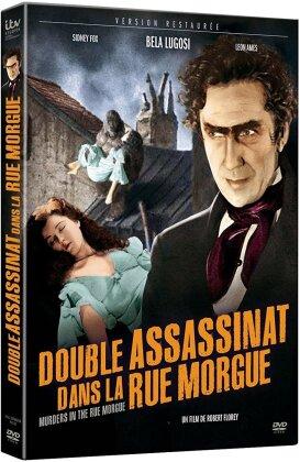 Double assassinat dans la rue Morgue (1932) (s/w, Restaurierte Fassung)