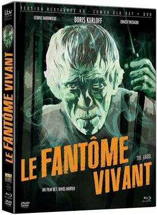 Le fantôme vivant (1933) (s/w, Restaurierte Fassung, Blu-ray + DVD)