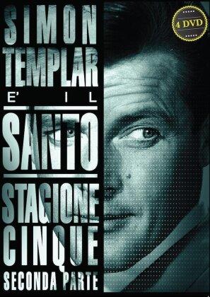 Il Santo - Stagione 5 Vol. 2 (s/w, 4 DVDs)