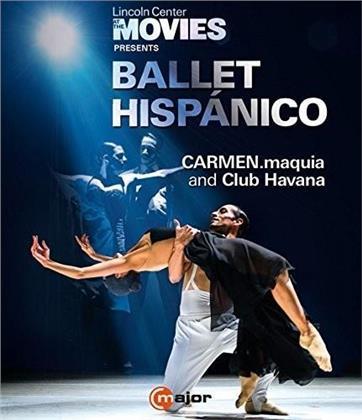 Ballet Hispánico - Carmen - Maquia, Club Havana (C Major)