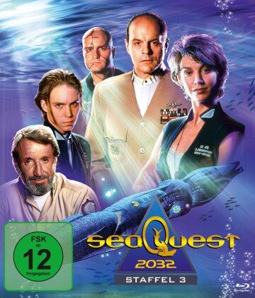 SeaQuest 2032 - Staffel 3 (3 Blu-rays)