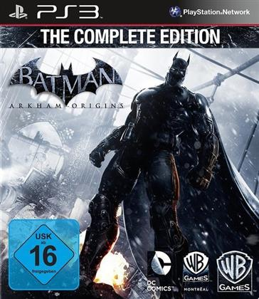 Batman Arkham Origins - Complete Edition PS3