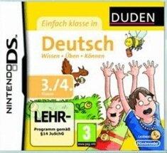 Deutsch 3+4 Klasse DUDEN