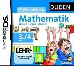 Mathematik 3+4 Klasse DUDEN